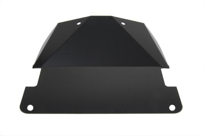 Rear Frame Cover Black