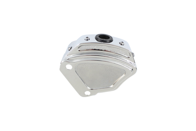 Brake Caliper Cover Left Side Chrome