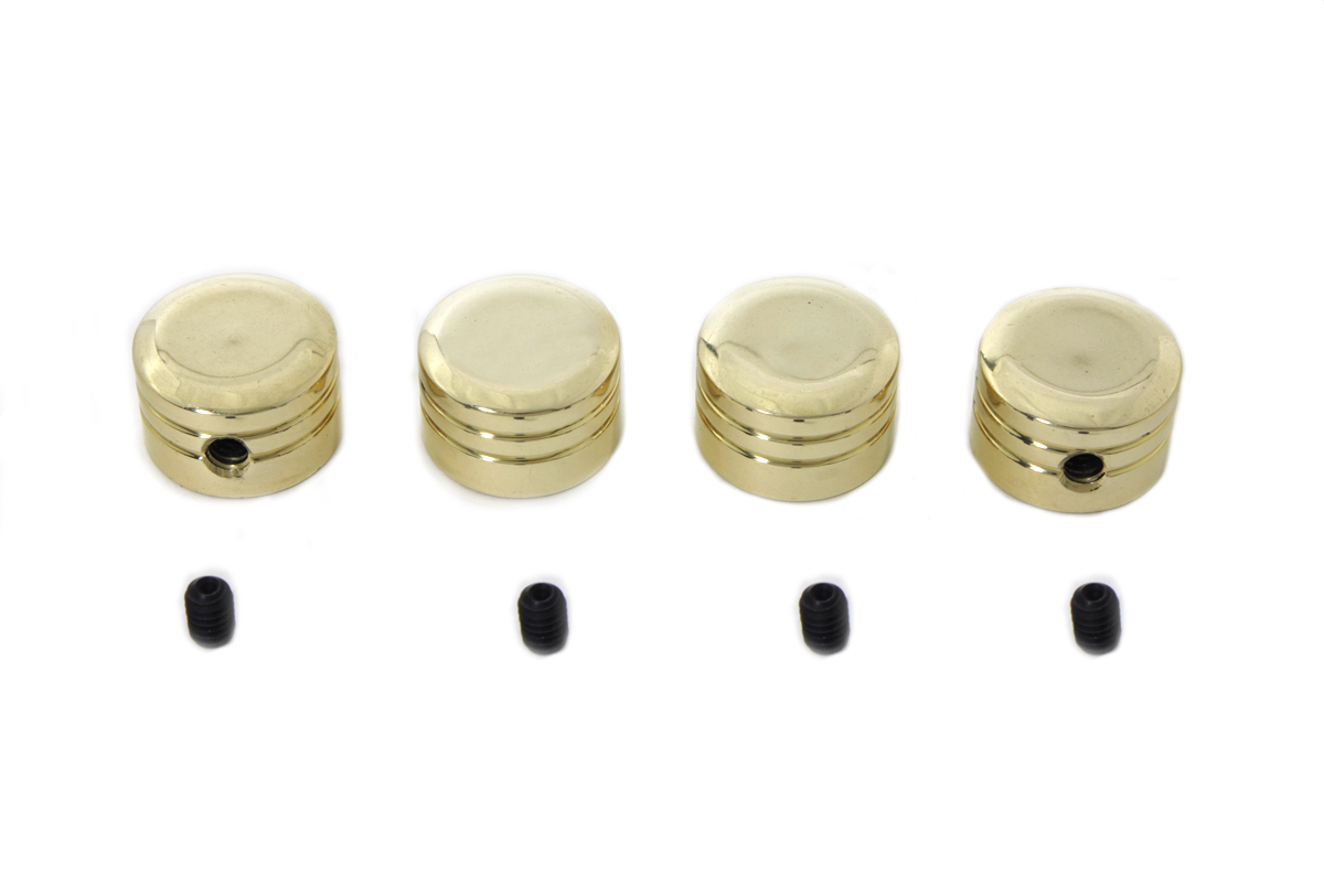 Brass Cylinder Head Bolt Cover