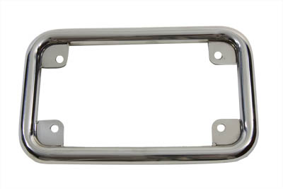 License Plate Frame Stainless