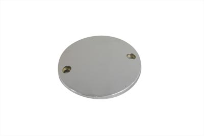 Chrome Smooth Domed Ignition System Cover