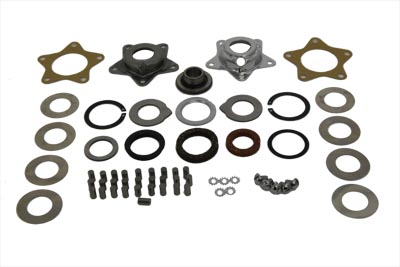 Wheel Hub Rebuild Kit with Bearings