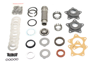 Replica Wheel Hub Bearing Kit Parkerized with Bearings