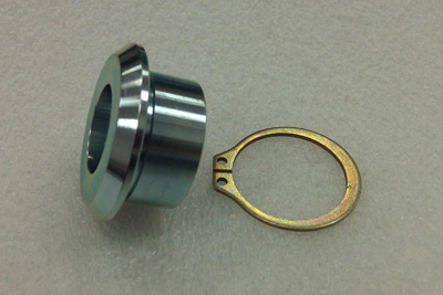 Front Hub Cap Adapter Spacer
