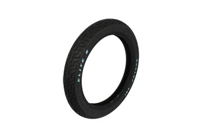 "Dunlop K491 Elite II MM90HB X 19"" Raised Lettering"