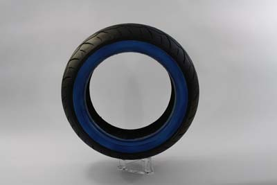 "Vee Rubber 200/55HR X 17"" Whitewall Tire"