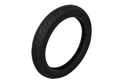 "Dunlop K591 100/90V X 19"" Blackwall"