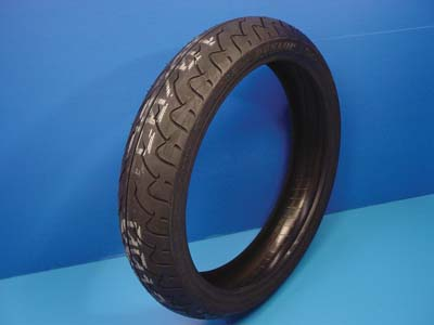 "Dunlop D207ZR Radial 120/70ZR X 19"" Blackwall"