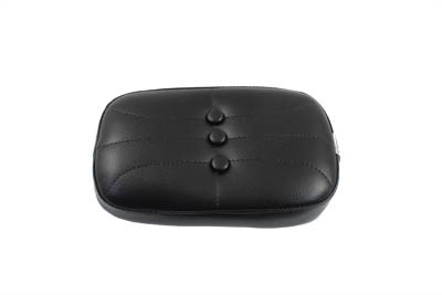 Three Button Style Rear Seat Pad