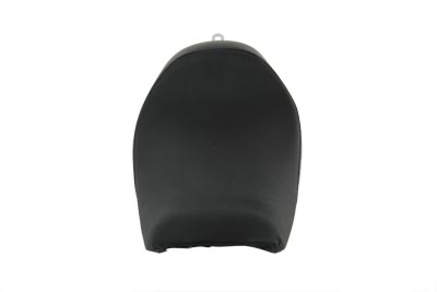 Low Profile Black Vinyl Solo Seat