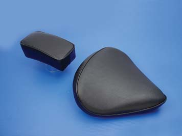 Solo Seat and Rear Pillion Pad Set