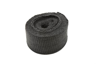 Black Exhaust Wrap
