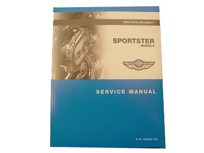 Factory Service Manual for 2003 XL