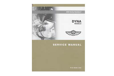 Factory Service Manual for 2003 FXDG