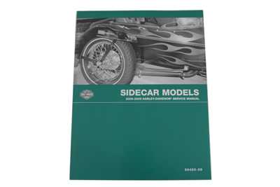 OE Side Car Service Manual