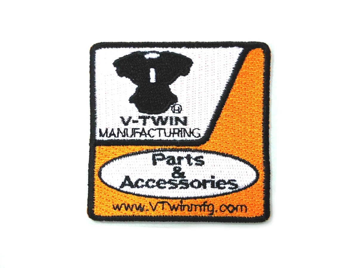 V-Twin MFG Square Patches