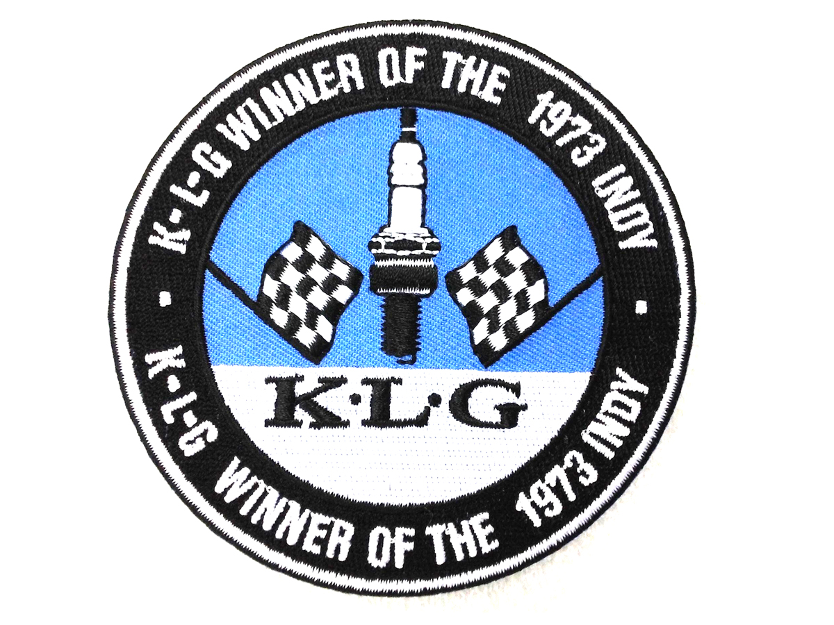 KLG Spark Plug Patches