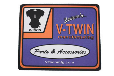 V-Twin Mouse Pad