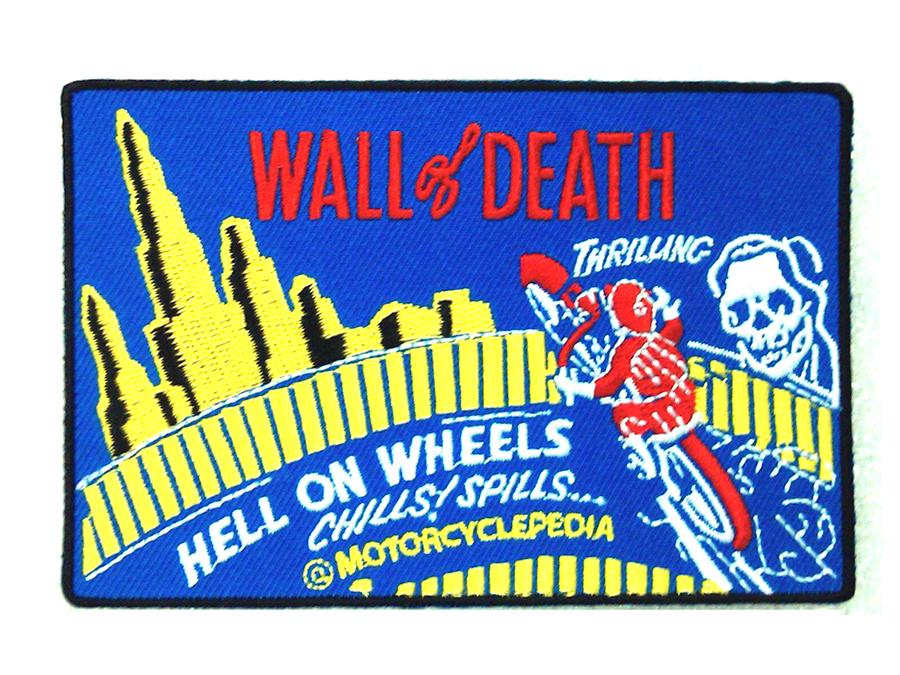 Wall Of Death Patch