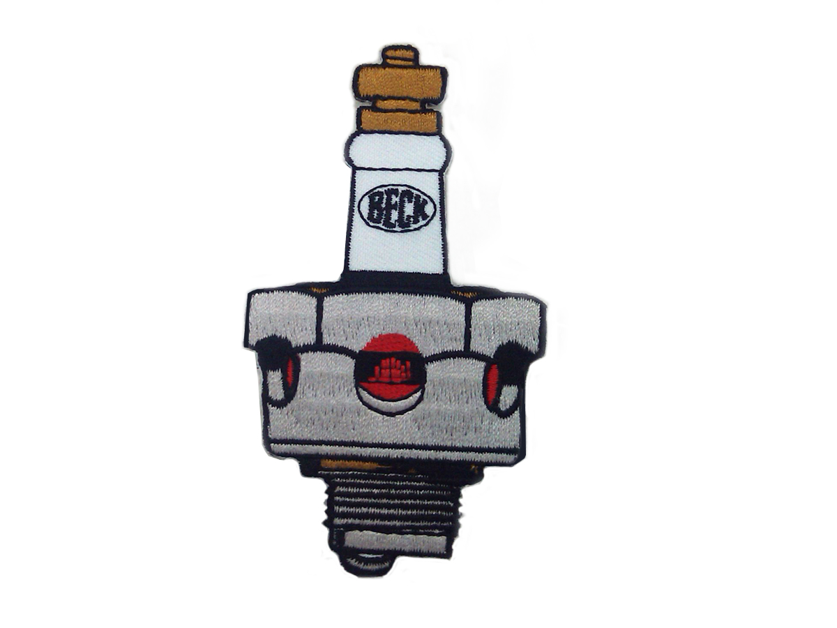 Beck 18mm Spark Plug Patches