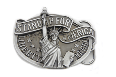 Liberty Belt Buckle