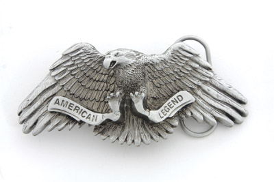 American Legend Belt Buckle