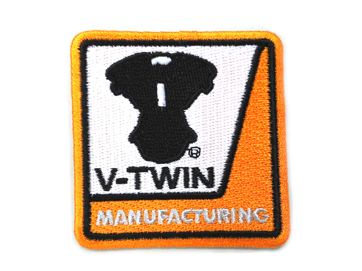 Square V-Twin MFG Patches