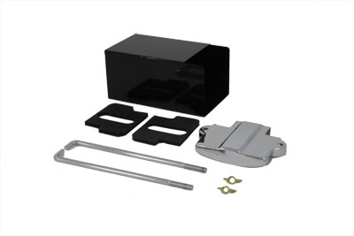 Battery Box Kit with Top and Rods