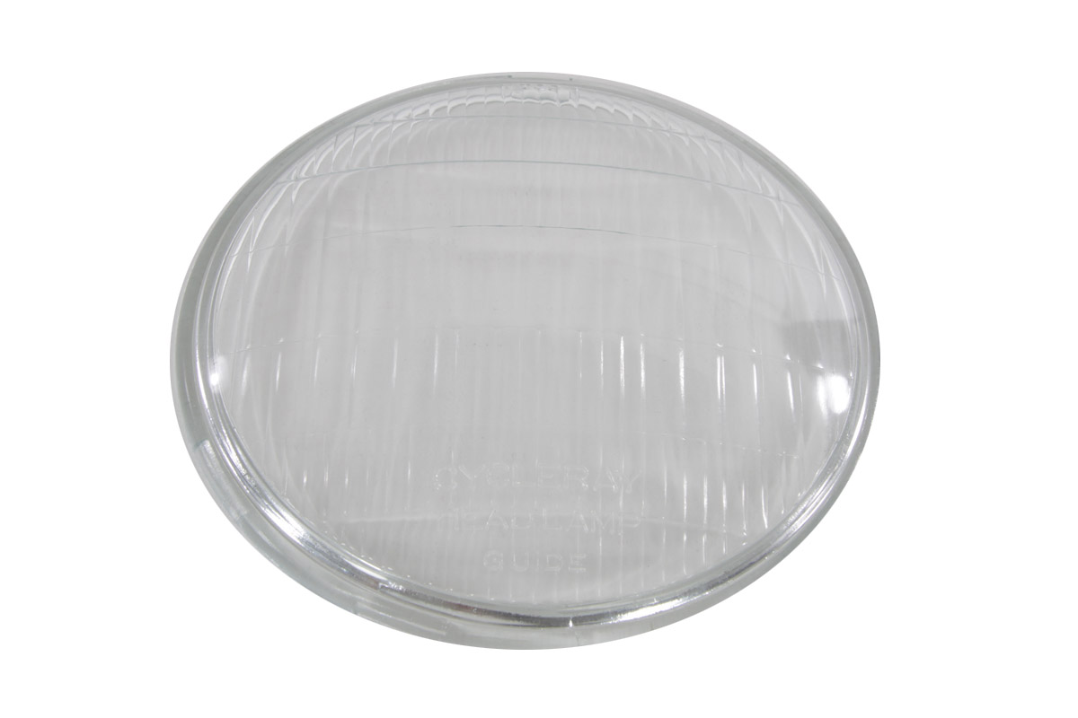 Replica Headlamp Glass Lens Clear