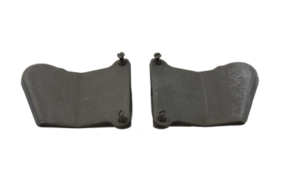 Footboard Extension Parkerized Pad Set