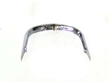 Chrome Lower Fender Trim Skirt