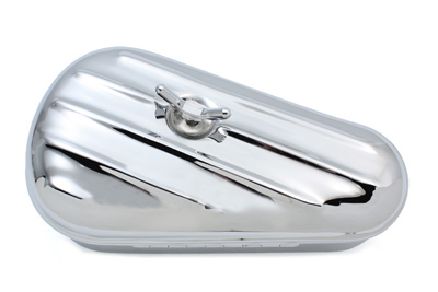 Replica Oval Right Side Chrome Tool Box