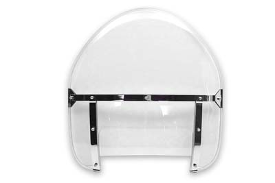 Replica Assembled Clear Windshield