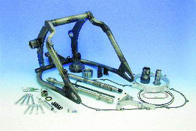 200 Wide Swingarm Kit