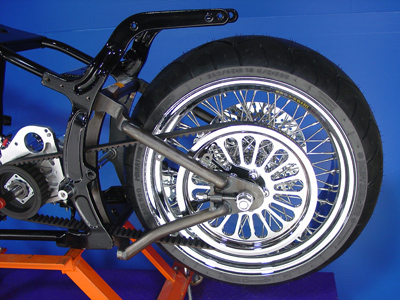 240 Wide Swingarm Kit