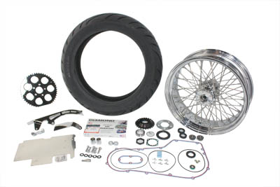 "200 X 18"" Tire Kit Wide Style"