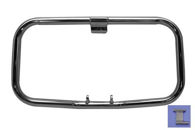 Chrome Front Engine Bar