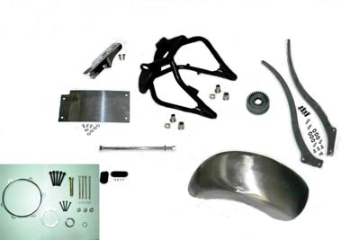 Wide Swingarm Kit