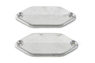 Rear Axle Frame Plate Cover Aluminum
