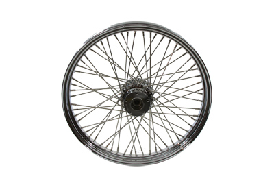 "Front 21"" Spoked Wheel"