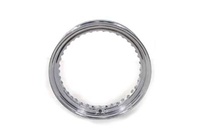 "Indian 16"" x 3"" Chrome Rim"