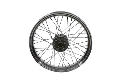 "Replica 21"" Spoked Front Wheel"