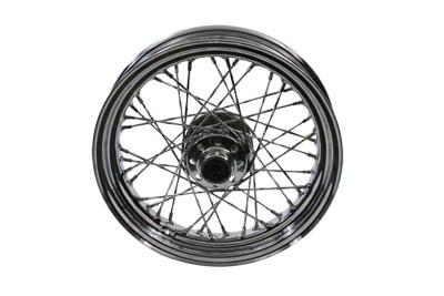 "Front Spoked 16"" Wheel"