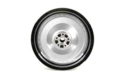 "16"" Rear Cast Wheel Solid Style Chrome"