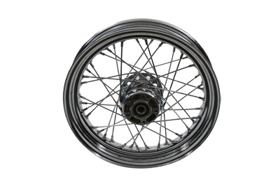 "16"" Replica Front Spoked Wheel"