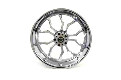 "18"" Rear Forged Alloy Wheel, Recluse Style"