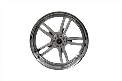 "16"" Rear Forged Alloy Wheel, Newport Style"