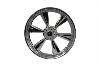"16"" Rear Forged Alloy Wheel, Blade Style"