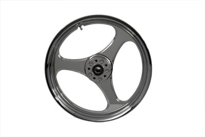 "16"" Rear Forged Alloy Wheel, Turbo Style"