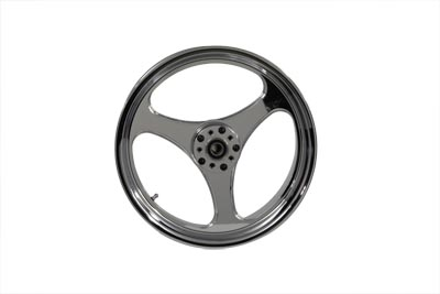 "18"" Rear Forged Alloy Wheel, Turbo Style"